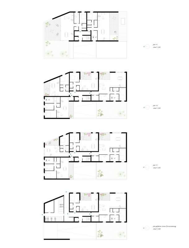 Bertem plan building 2